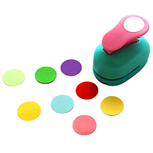 CADY Crafts Punch 1-Inch Paper Punches (Circle)