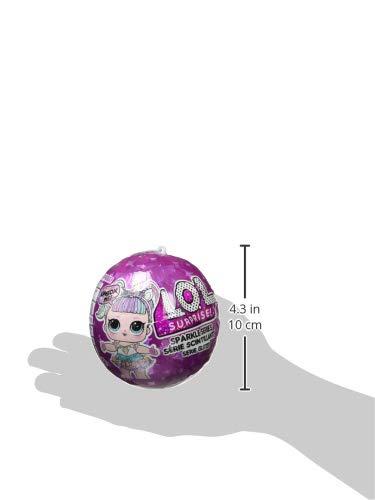 Image 6 - MGA Série Scintillante L.O.L Fini Brillant et 7 Surprises Toy, 560296