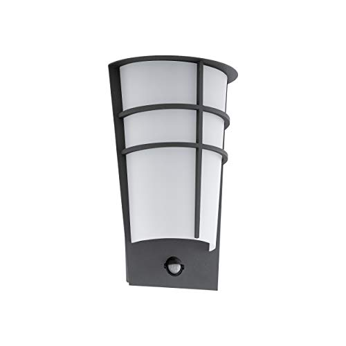 EGLO BREGANZO 1 Outdoor wall lighting Antracite SMD LED Module LED 2,5 W A+