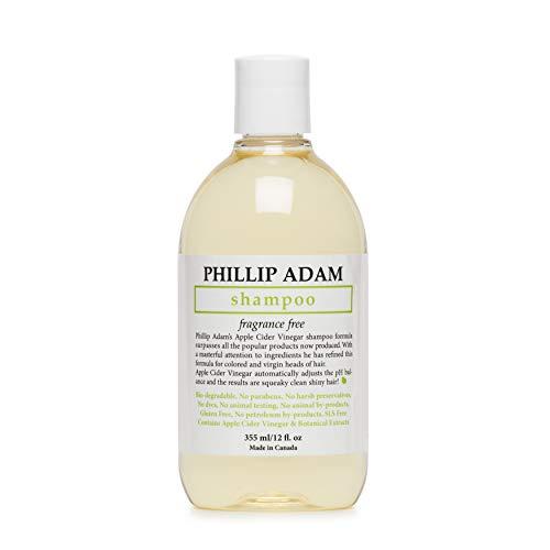 Phillip Adam Fragrance Free Shampoo - Sulfate Free...