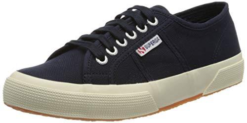 Superga 2750 COTU Classic Sneakers, Zapatillas Unisex Adulto, Azul (Navy S 933), 36 EU