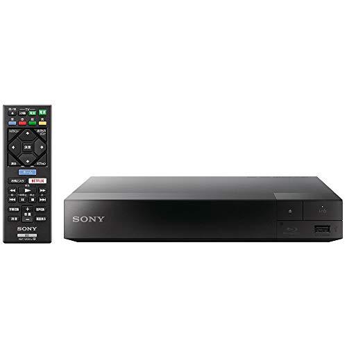ソニー SONY ブルーレイプレーヤー/DVDプレーヤー コンパクト スタンダードモデル BDP-S1500 BM