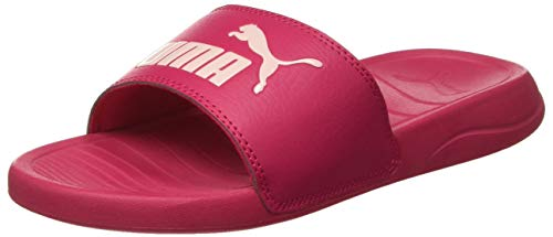 PUMA Popcat 20 WNS, Zapatos de Playa y Piscina Mujer, Rosa (Bright Rose/Rosewater), 37 EU