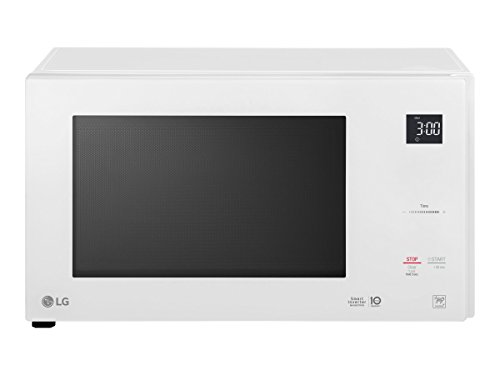 LG NeoChef 1.5 Cu. Ft. Countertop Microwave in Smooth White