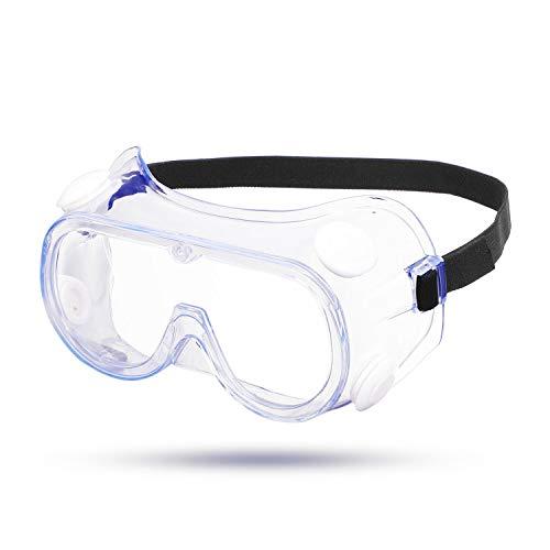 ENJOHOS Occhiali Protettivi Da Lavoro occhiali sicurezza Protezioni per gli occhi Occhiali di...