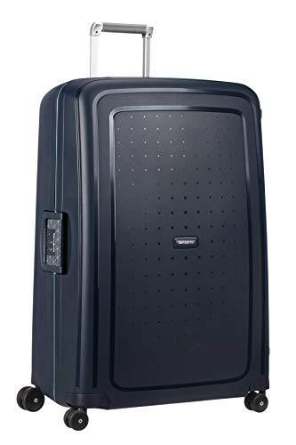 Samsonite S'Cure - Spinner XL Koffer, 81 cm, 138 L, Blau (Navy Blue Capri)