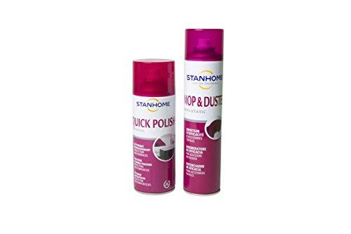 STANHOME – Juego de fregona y pulidor de polvo – Product