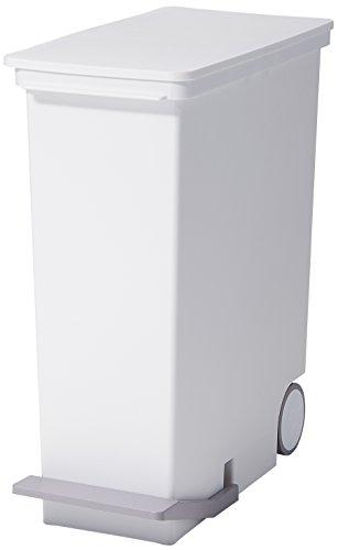 オルア33 スリム縦型分別ペダルペール ホワイト