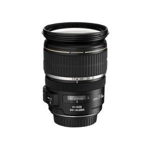 Canon EF-S 17-55mm f/2.8 IS USM Lens for Canon DSLR Cameras, Lens Only