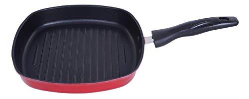 Nirlon Non Stick Square Grill Pan 24cm