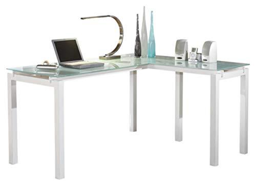 Signature Design by Ashley Baraga 61' L-Shaped Home Office Desk