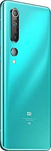 (Renewed) Mi 10 (Coral Green, 8GB RAM, 128GB Storage) - 108MP Quad Camera, SD 865 Processor, 5G Ready 6