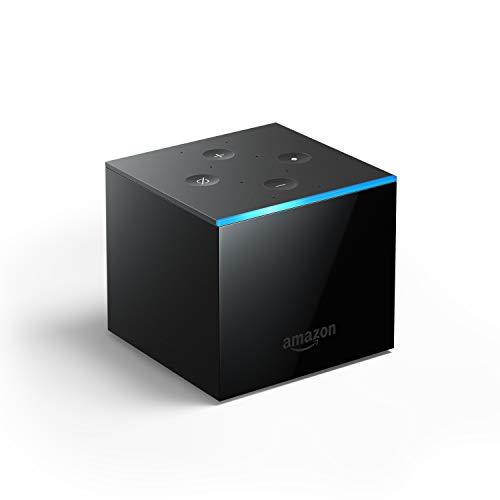 Presentamos Fire TV Cube   Reproductor multimedia en streaming con control por voz a través de Alexa y Ultra HD 4K