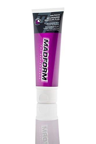 Madform Crema para Ayudar la Recuperación Muscular, de Forma Intensiva - 120 ml