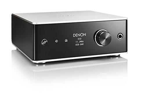 デノン Denon DA-310USB ヘッドホンアンプ USB-DAC DSD 11.2 MHz、PCM 384 kHz / 32bit ハイレゾ対応 プレ...