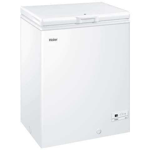 Haier HCE143R,Congelatore a pozzetto, 146 Litri, Classe energetica A+