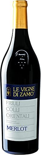 Merlot Friuli Colli Orientali Doc Le Vigne Di Zamo' Cl 75