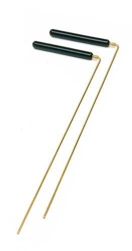 Ruten - Pendel - Tensoren Wnschelruten - Wnschelrute mit Holzgriff