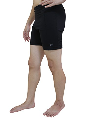 YogaAddict Men Yoga Stretchable Short Pant, Quick Dry, Ideal for Any Yoga Style and Pilates, Gym, Premium Quality