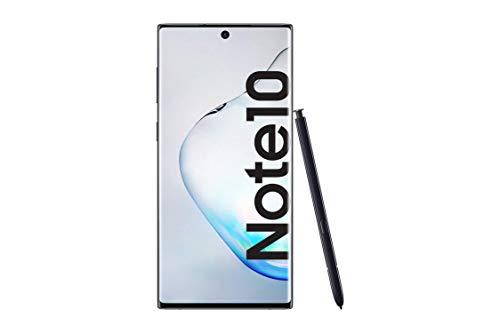 Samsung Galaxy Note10 SM-N970F - Smartphone (Dual SIM, 8 GB RAM, 256 GB Memoria, 10 MP Dual Pixel AF) Negro (Black)