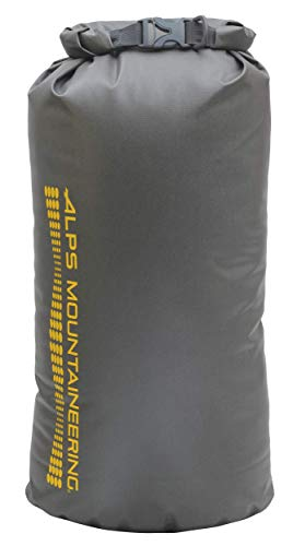 ALPS Mountaineering Dry Passage Waterproof Dry Bag 35L, Charcoal