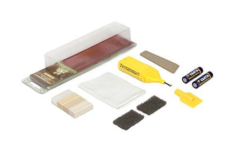 Picobello, Set di riparazione per legno, parquet, laminati, mobili, scale, colori chiari, G61611