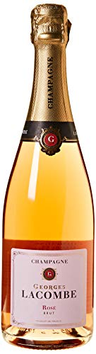Champagne Ros Brut, Georges Lacombe - 750 ml