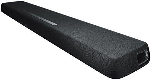 "Yamaha YAS-107 Inalámbrico 120W Negro altavoz soundbar - Barra de sonido (120 W, DTS Digital Surround,Dolby Digital,Dolby Pro Logic II, 120 W, 2,54 cm (1""), 2,54 cm, 5,39 cm), smart."
