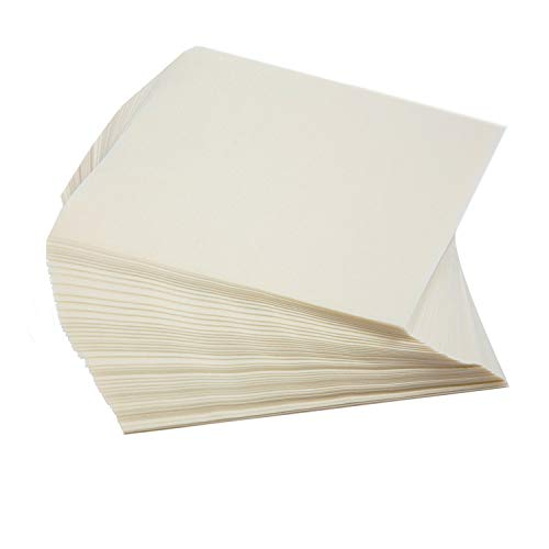Oasis Supply Twisting Wax Paper, Rectangle Anti-Sticking Candy Wrappers & Patty Paper, 4.5 x 5.5, Semi-Translucent, 500 Pack
