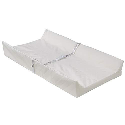 9. Delta Children Foam Contoured Changing Pad