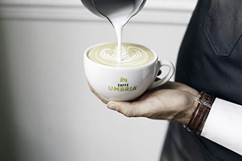 Caffe Umbria Fresh Seattle Whole Bean Roasted Coffee, Arco Etrusco Blend Dark Roast, 12 oz. Bag 10