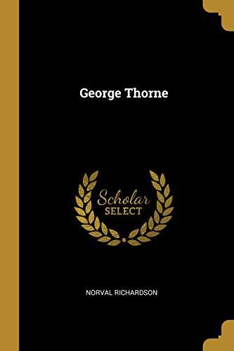GEORGE THORNE