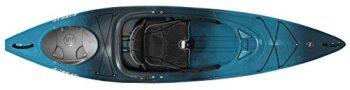 "Wilderness Systems Aspire 105 | Sit Inside Recreational Kayak | Adjustable Skeg - Phase 3 Air Pro Seating | 10' 6"" | Midnight"
