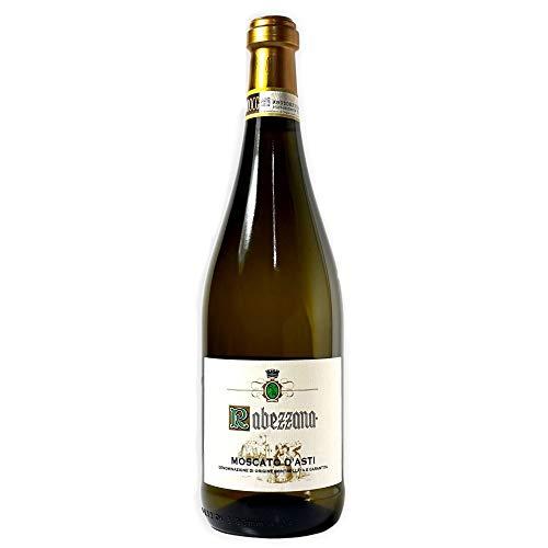 Rabezzana - Moscato dAsti DOCG 2018 - Bottiglia 75 cl - Vino Delicato ed Intenso - da Uve Moscato - Piemonte (1)