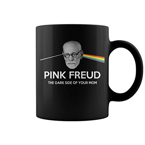 Pink freud the dark side of your mom Mug Coffee Mug Gift...