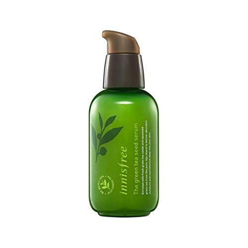 "[Innisfree] The Green Tea Seed Serum 80ml "" 2018 New Product """