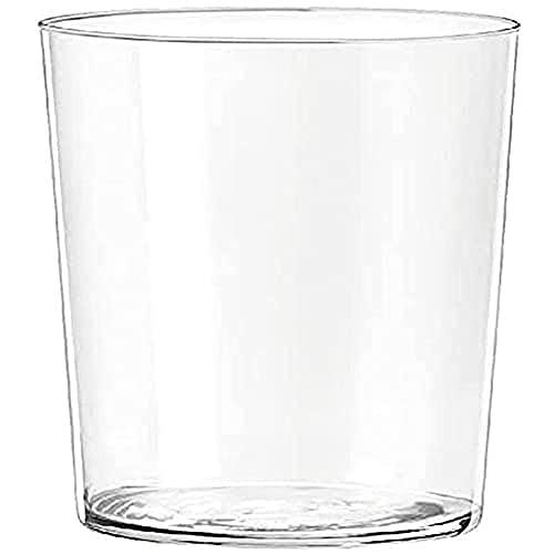 H&h set 6 bicchieri in vetro starck acqua cc350