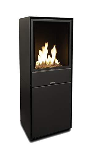 Planika Scandi Bioethanol Freestanding Fireplace (No remote control)