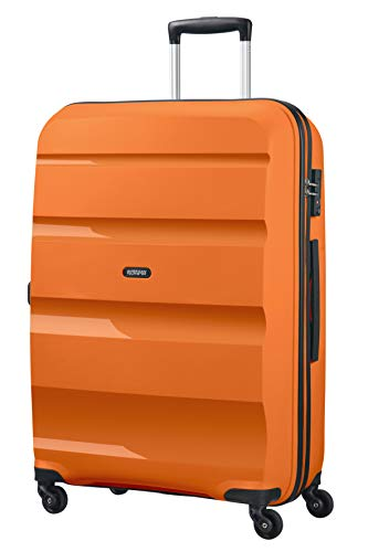 American Tourister Bon Air, Spinner Large Valigia, 75 cm, 91 liters, Arancione (Tangerine Orange)