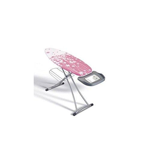 Metaltex 41807180080Metall Alhena Bügelbrett 125x 45cm pink