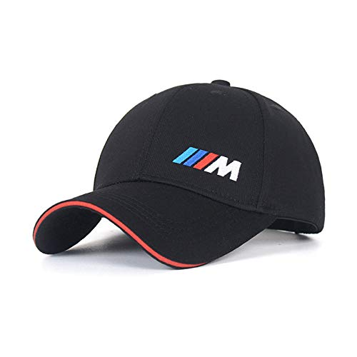 Wall Stickz Logo Embroidered Adjustable Baseball Caps for Men and Women Hat Travel Cap Racing Motor Hat fit BMW-m Accessory