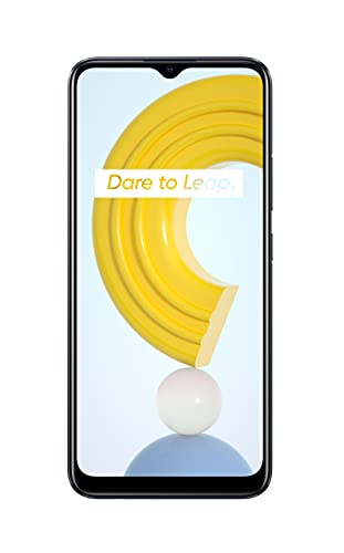 realme C21 Smartphone Libre, Batería de 5000 mAh, Pantalla...