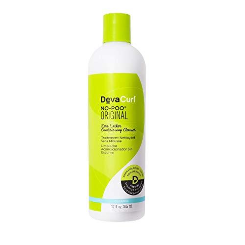 Devacurl No-Poo Original Cleanser; Zero Lather;...