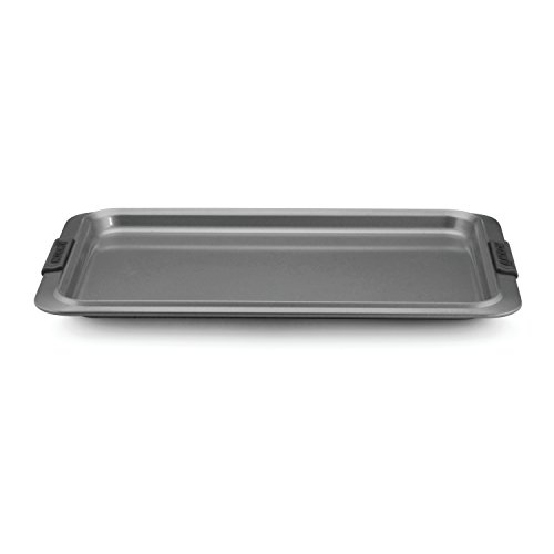 Anolon Advanced Nonstick Bakeware with Grips, Nonstick Cookie Sheet / Baking Sheet - 11 Inch x 17 Inch