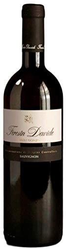 FERESIN DAVIDE Vino Bianco SAUVIGNON DOC ISONZO BOTT 75 CL - IMBALLO DA 6 BOTTIGLIE DA 75 CL