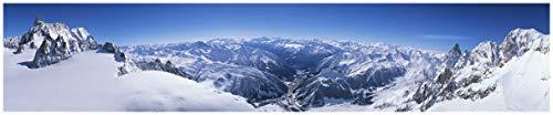 SteVephoto Dente del Gigante e Monte Bianco - Courmayeur - Valle d'Aosta
