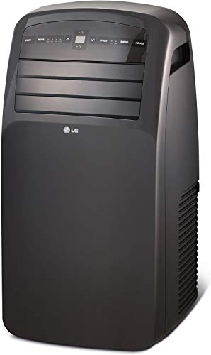 LG Portable Air Conditioner with LCD Remote Control   115V for rooms up to 400 Sq. Ft.   LP1215GXR model