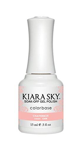 Kiara Sky Gel Polish (G408-Chatterbox)