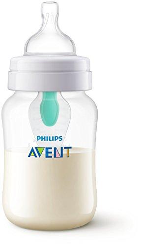 Philips Avent SCF813/14 - Biberón anti cólicos con sistema patentado Airfree, 260 ml