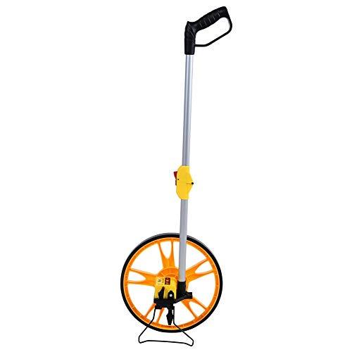 Meßrad,Entfernungsmessrad Mit Griff Mechanisches Messrad Messräder Geeignet für Landwirte Vermesser Bauarbeiter Straßen Bauernhöfe Stadien
